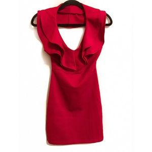 NWT Red Holiday Dress